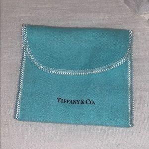 Tiffany & Co Jewelry Pouch